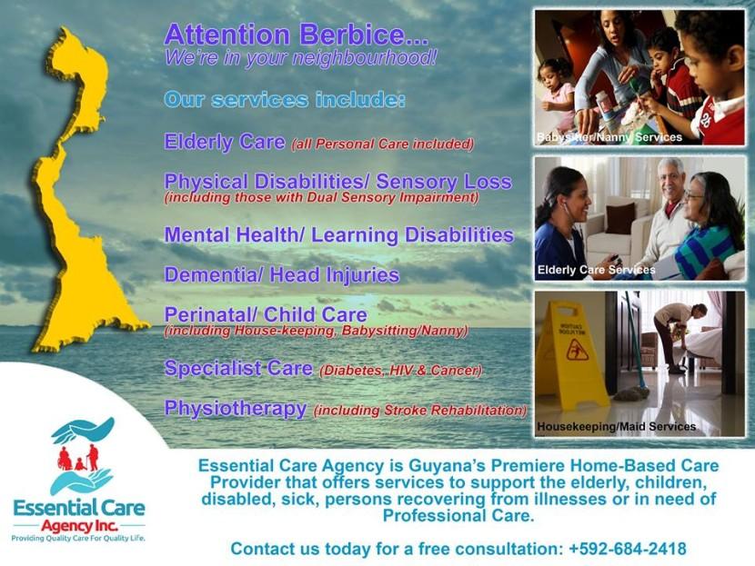 Care In Berbice